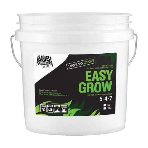 Fearless Gardener Brand Easy Grow