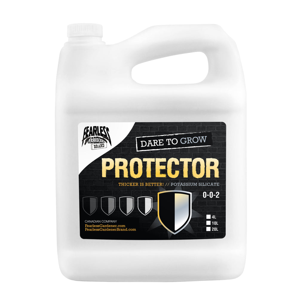 Fearless Gardener Brand Protector - Garden Effects -Indoor and outdoor Garden Supply