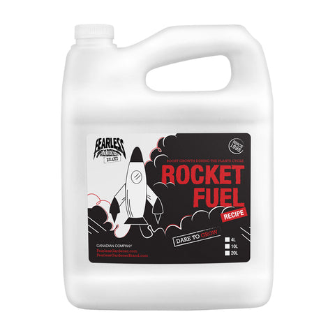 Fearless Gardener Brand Rocket Fuel