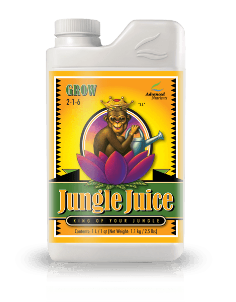 "Advanced Nutrients Jungle Juice  ""GROW"" - Garden Effects -Indoor and outdoor Garden Supply"