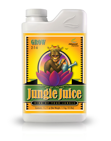 "Advanced Nutrients Jungle Juice  ""GROW"""