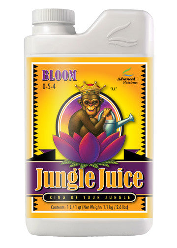 Advanced Nutrients Jungle Juice BLOOM - Garden Effects -Indoor and outdoor Garden Supply