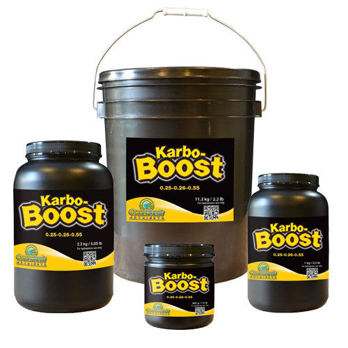 Green Planet Karbo Boost - Garden Effects -Indoor and outdoor Garden Supply