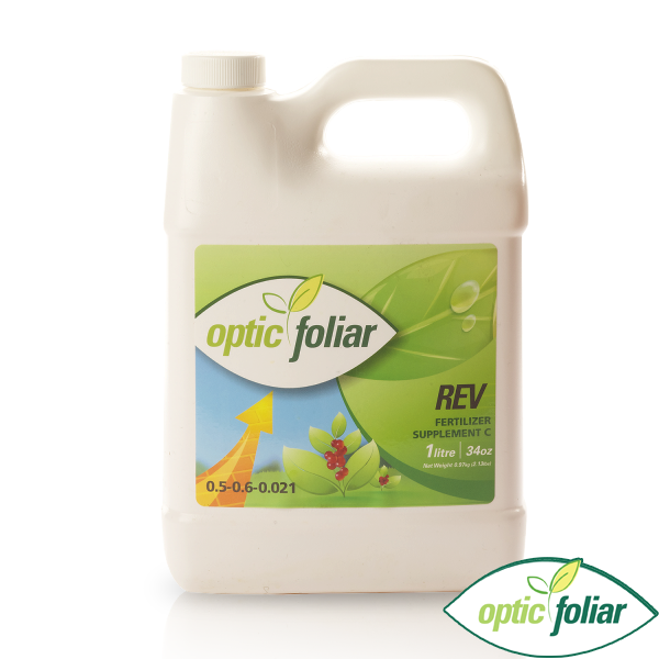 Optic Foliar Rev - Garden Effects -Indoor and outdoor Garden Supply