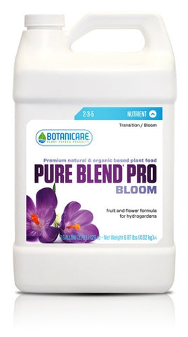 Botanicare Pure Blend Pro Hydro Bloom Formula