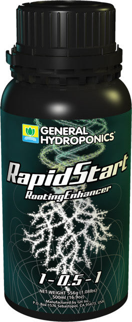 General Hydroponics Rapid Start - Garden Effects -Indoor and outdoor Garden Supply