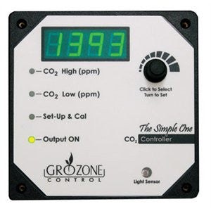 Grozone SCO2 The Simple One CO2 Contoller