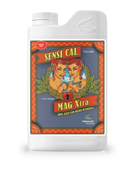 Advanced Nutrients Sensi Cal-Mag Xtra - Garden Effects -Indoor and outdoor Garden Supply