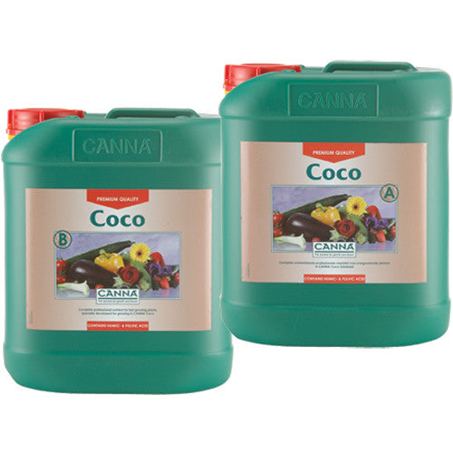 Canna Coco A & B - Garden Effects -Indoor and outdoor Garden Supply