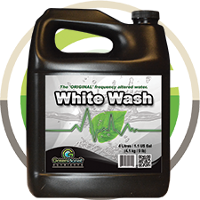 Green Planet White Wash