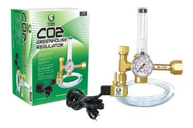 Co2 Regulator w/ Flow Valve
