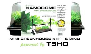 Sunblaster Mini Greenhouse Kit With Stand