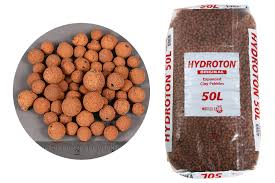 Hydroton Expanded Clay - Garden Effects -Indoor and outdoor Garden Supply