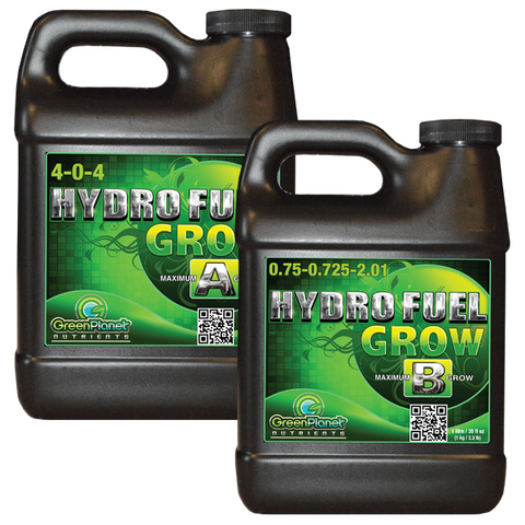 Green Planet Hydro Fuel Grow A/B