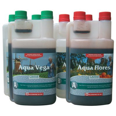 "Canna ""Aqua"" Vega A&B Set - Garden Effects -Indoor and outdoor Garden Supply"