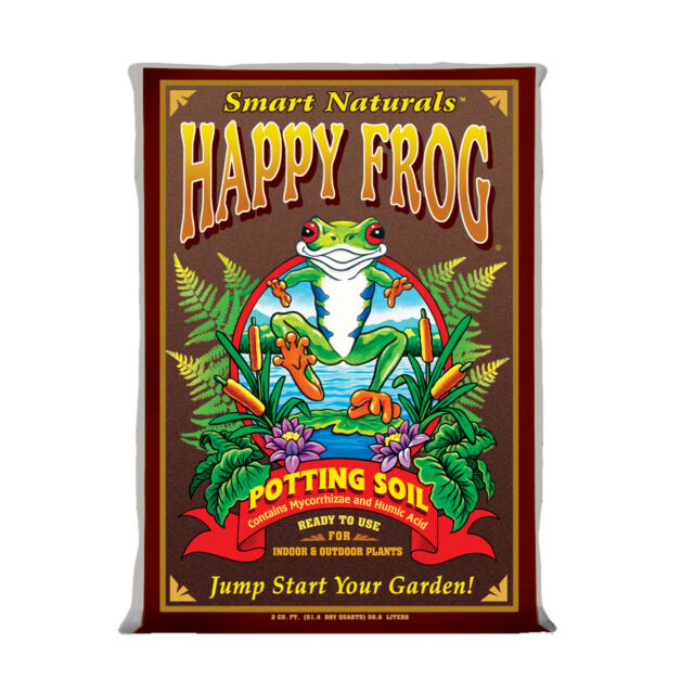 Happy Frog - Garden Effects -Indoor and outdoor Garden Supply