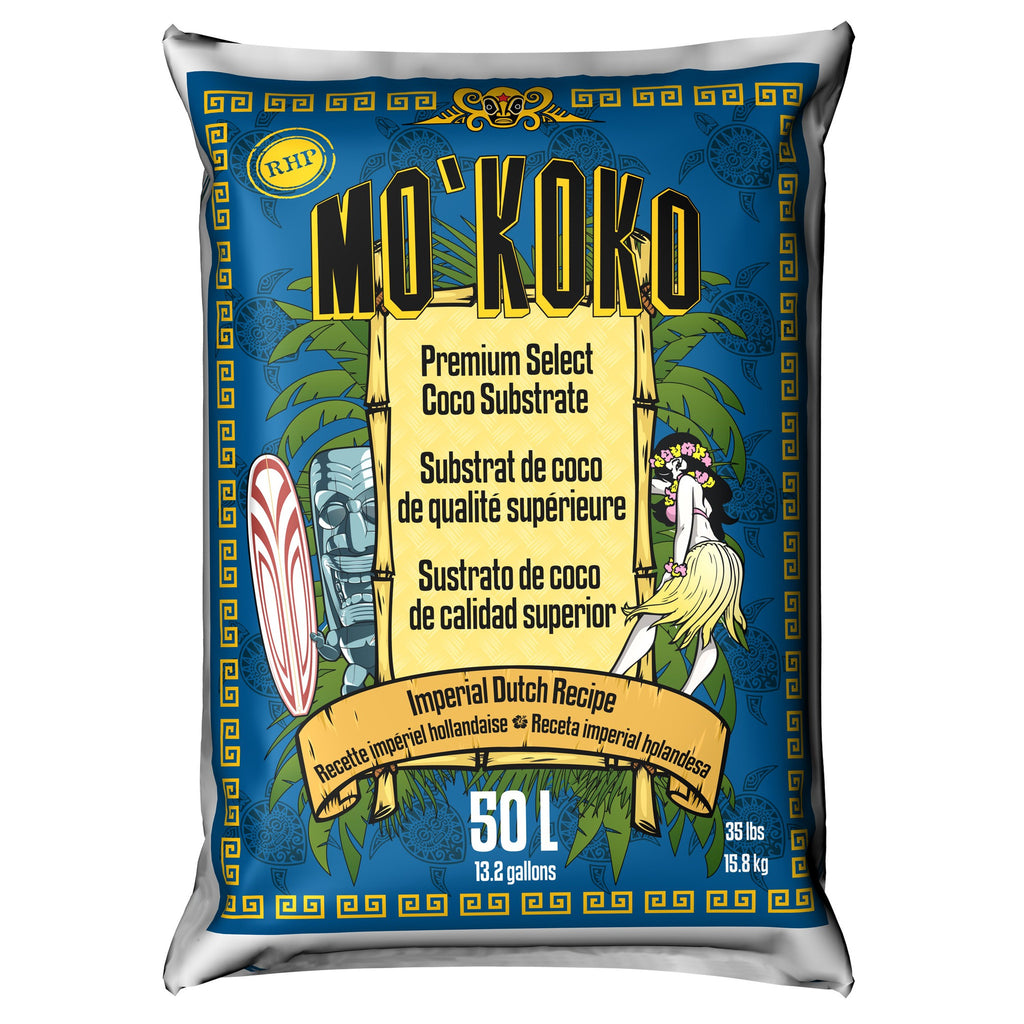 Mo Koko 50L ( Out of Stock ) - Garden Effects -Indoor and outdoor Garden Supply