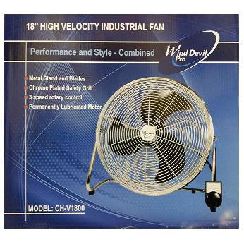 Wind Devil Floor Fan - Garden Effects -Indoor and outdoor Garden Supply