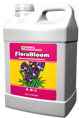 General Hydroponics Flora Bloom - Garden Effects -Indoor and outdoor Garden Supply