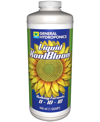 General Hydroponics Kool Bloom Liquid