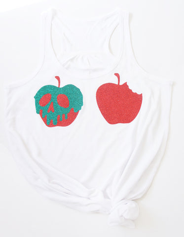 Snow White Tank Top - ShopLunaMar  - 1