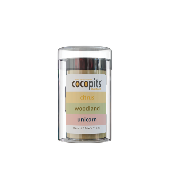 CocoPits Mini | Stack