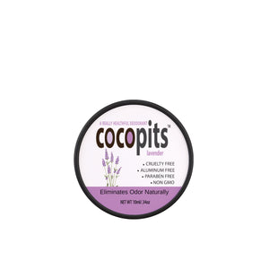 CocoPits Paste Deo | Travel Mini's 10ml