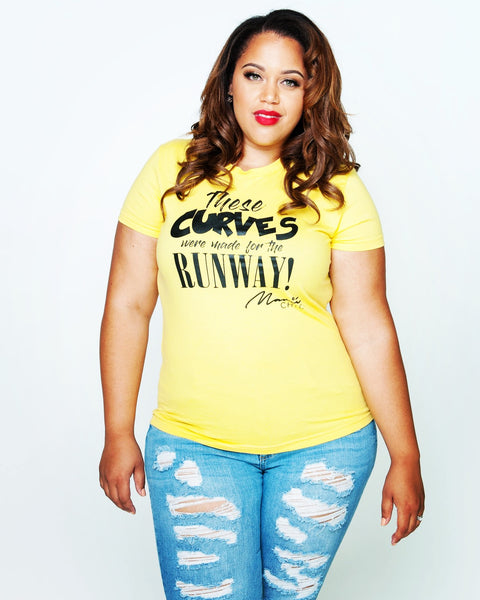 These Curves Runway Tee