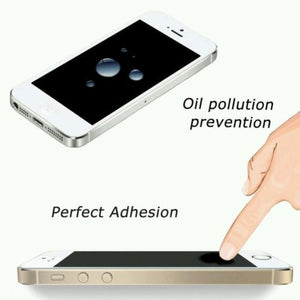 THICK GLASS SCREEN PROTECTOR FOR HTC ONE M9, Screen Protectors- WorldWide Accessories