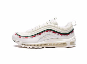 Undefeated X Air Max 97 White, Shoes- WorldWide Accessories