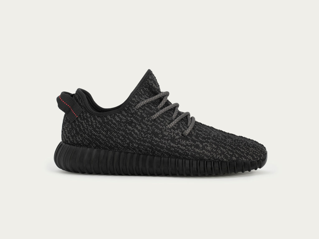 Adidas Yeezy Boost 350 Mens Pirate Black BB5350, Shoes- WorldWide Accessories