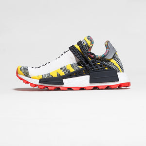 Pharrell X Adidas Afro Hu NMD Black/Yellow