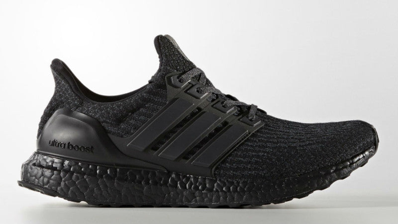 Adidas Ultra Boost 3.0 Triple Black BA8920