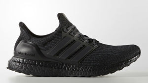 Adidas Ultra Boost 3.0 Triple Black BA8920, Shoes- WorldWide Accessories