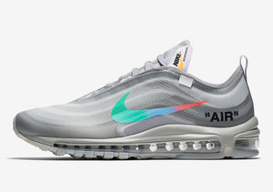 "Off-White x Nike Air Max 97 ""Menta"""