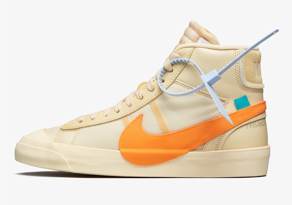 Off-White x Nike Blazer Mid All Hallows Eve