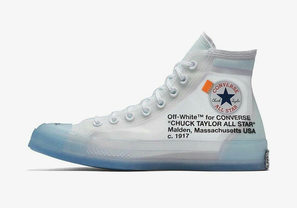 Off White X Converse Chuck Taylor 70 Virgil, Shoes- WorldWide Accessories