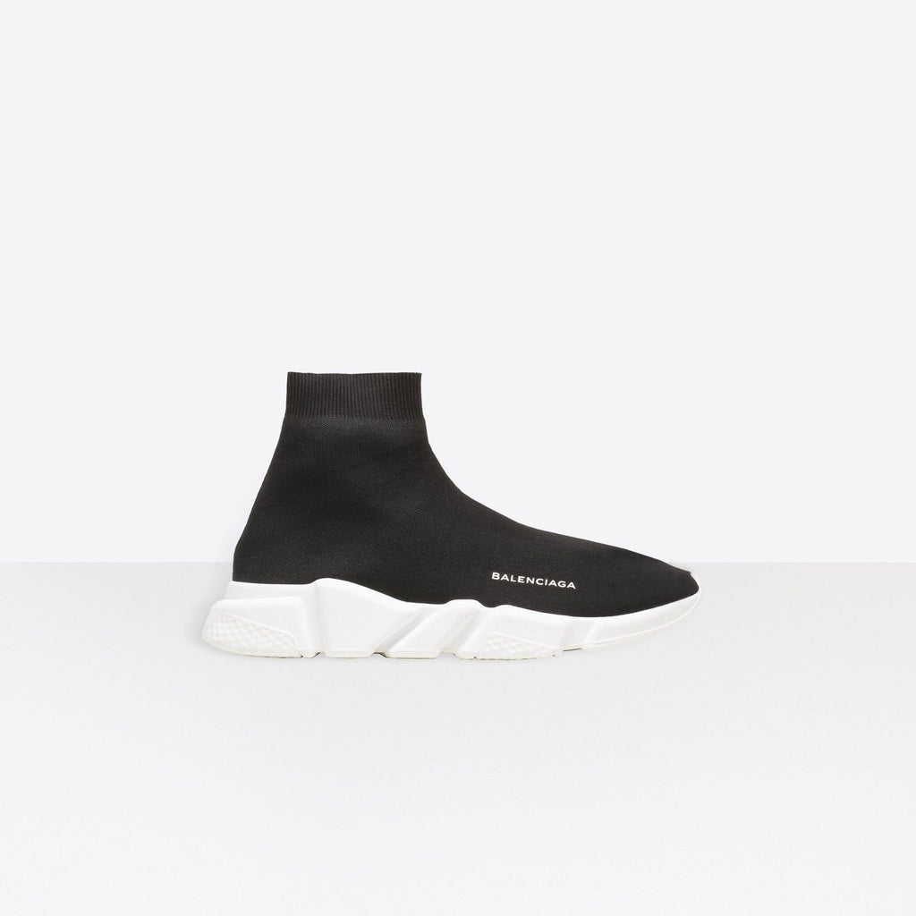 Balenciaga Men's Speed Signature Mesh Sock, Shoes- WorldWide Accessories