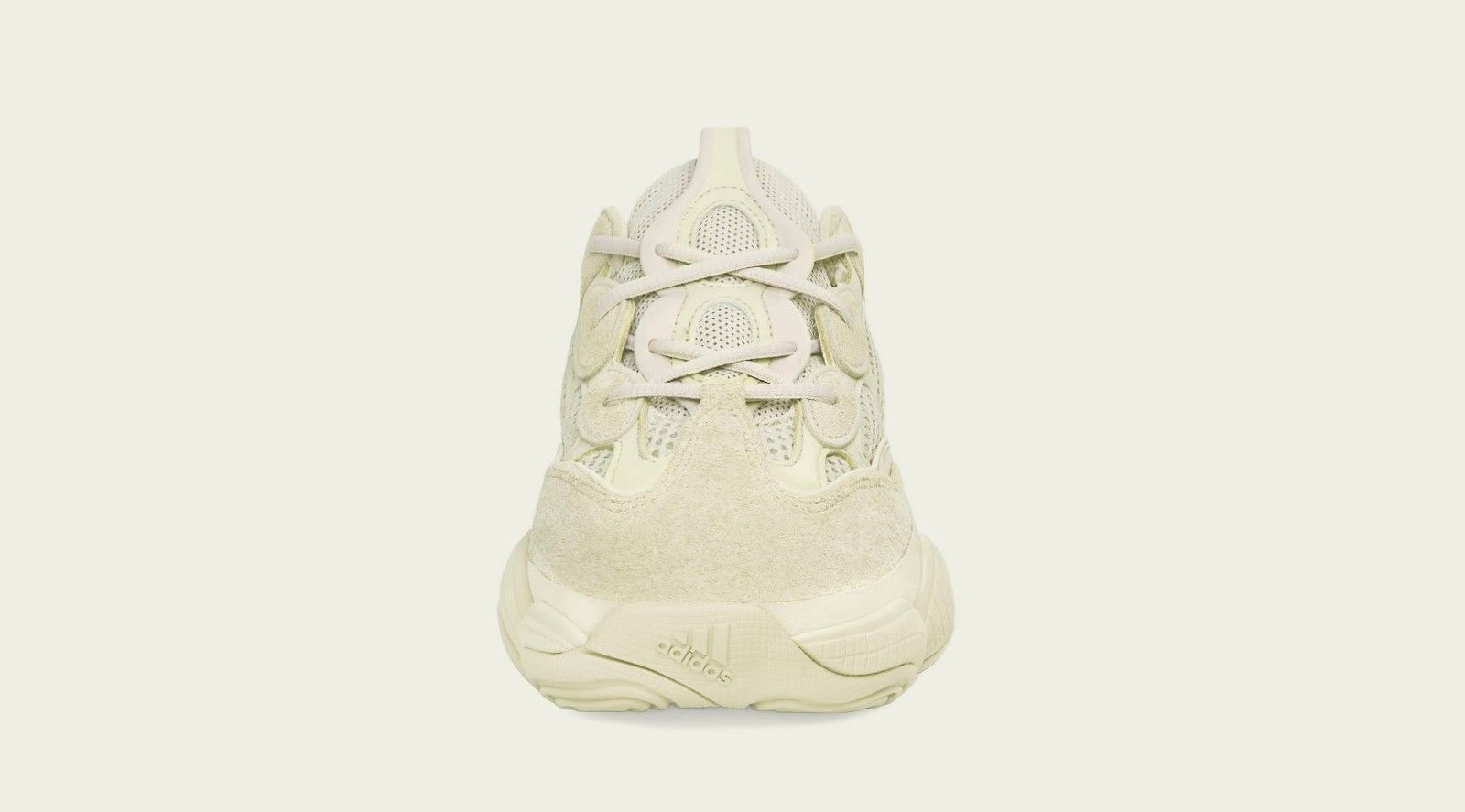 Adidas Yeezy 500 Boost Super Yellow Moon