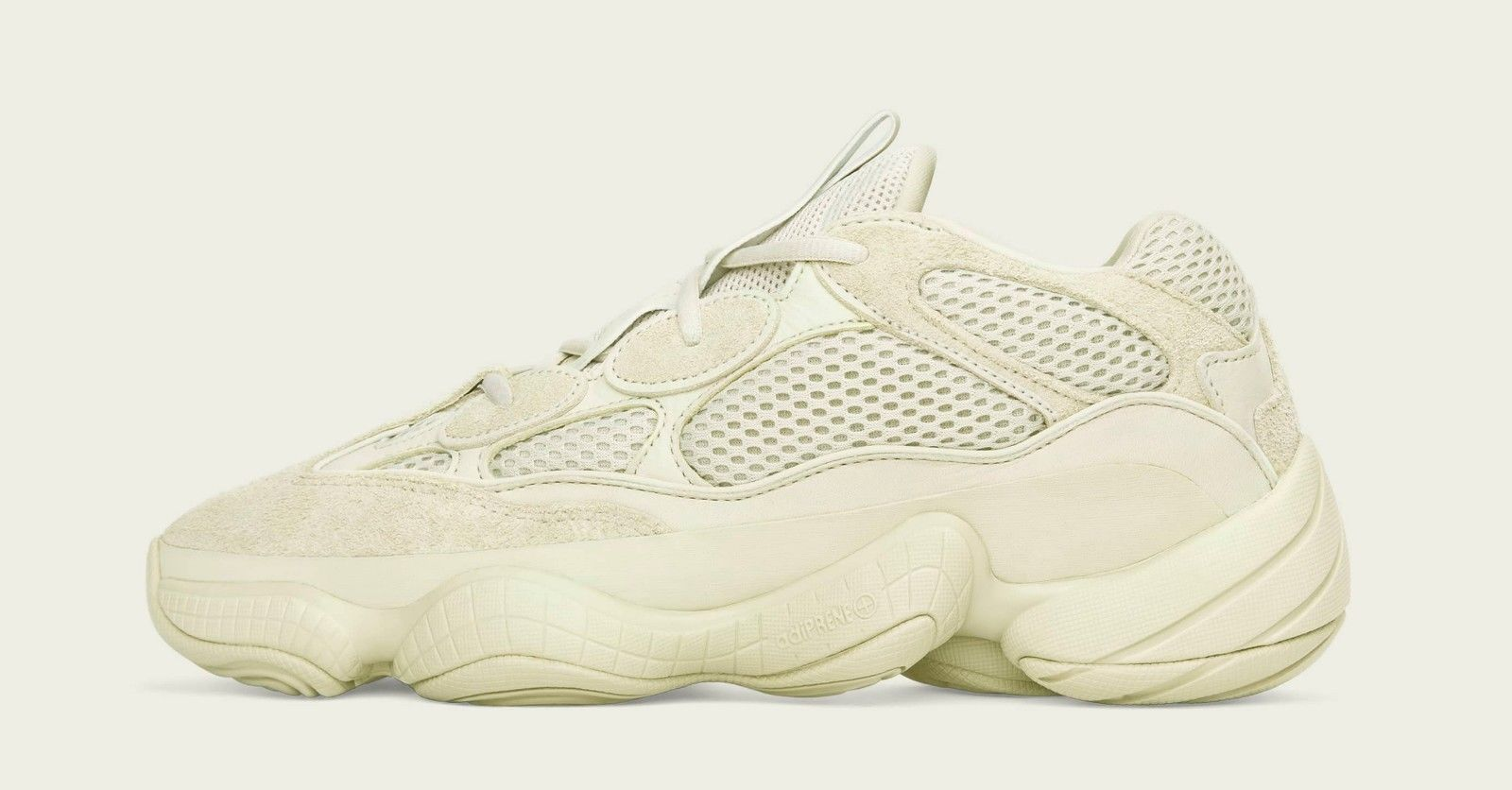 best service ac052 bef52 Adidas Yeezy 500 Boost Super Yellow Moon