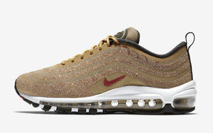 "Nike Air Max 97 Swarovski ""Metallic Gold"" Women"