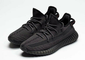 Adidas Yeezy Boost 350 V2 Black Reflective Mens