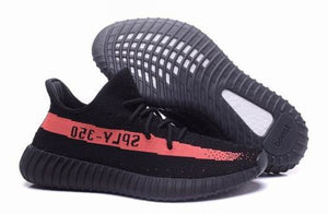 best website b60d3 ff8e7 Adidas Yeezy Boost 350 Womans V2 Black   Red, Shoes- WorldWide Accessories