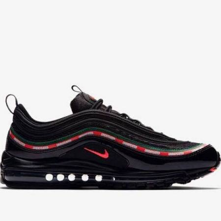 Undefeated X Air Max 97 Black