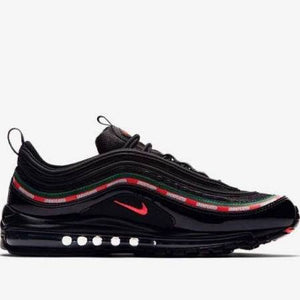 Undefeated X Air Max 97 Black, Shoes- WorldWide Accessories