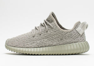Adidas Yeezy Boost 350 Mens Moonrock Grey, Shoes- WorldWide Accessories