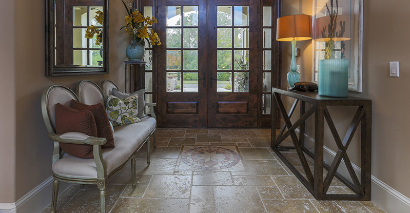 Proper Tile And Travertine Care Quality Flooring By Frank Milea