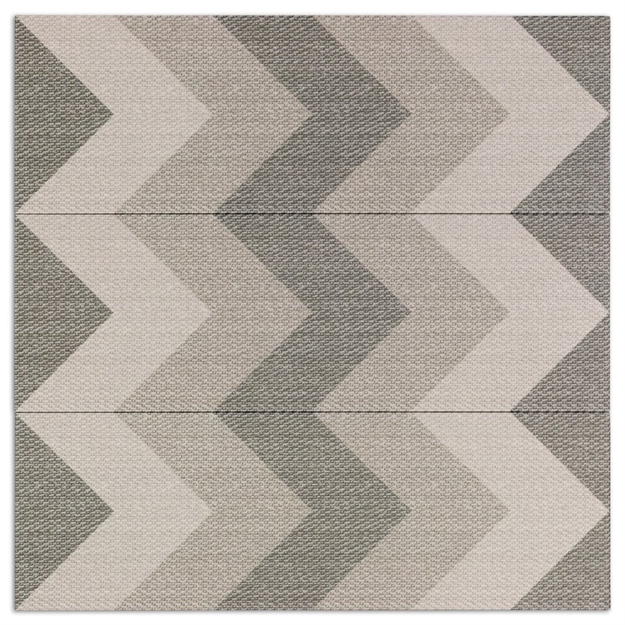 Close Out - Carpeta Décor Gris 12x36