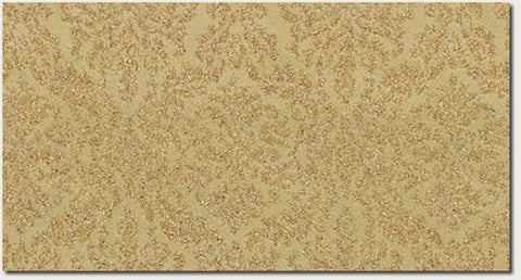 Antique Damask Ivory and Beige
