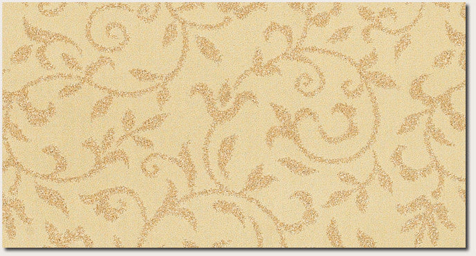 Jacobean Vine Ivory and Beige